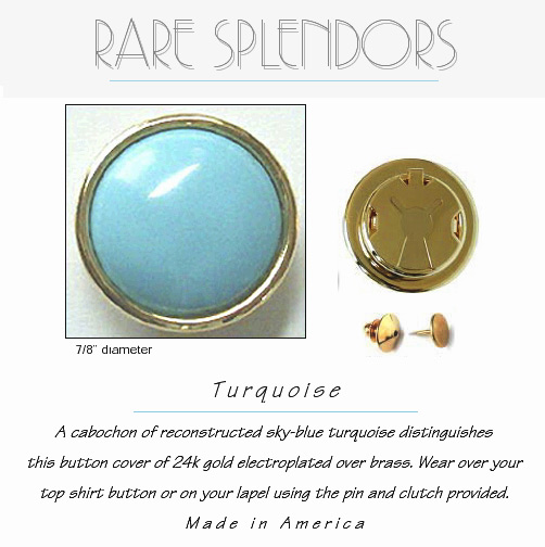 Turquoise Groomsmen Gifts Button Covers